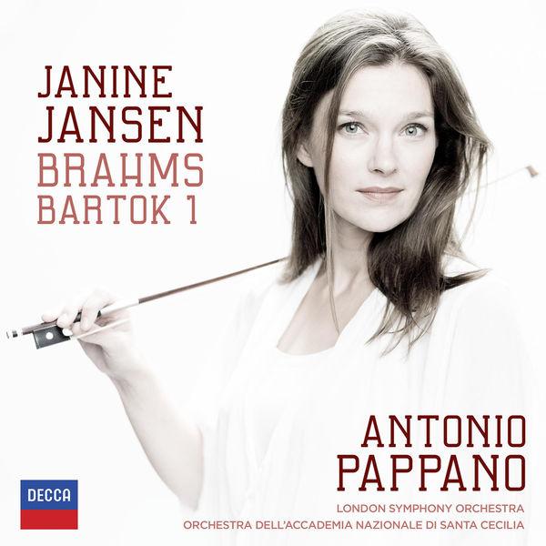 Janine Jansen - Brahms: Violin Concerto; Bartók: Violin Concerto No.1