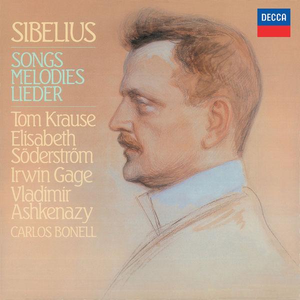 Elisabeth Söderström - Jean Sibelius : Songs