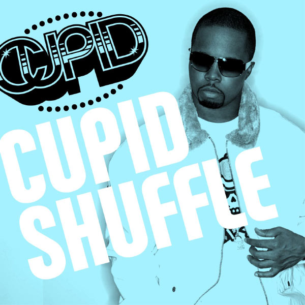 The cupid shuffle sheet music for trumpet, french horn, trombone.