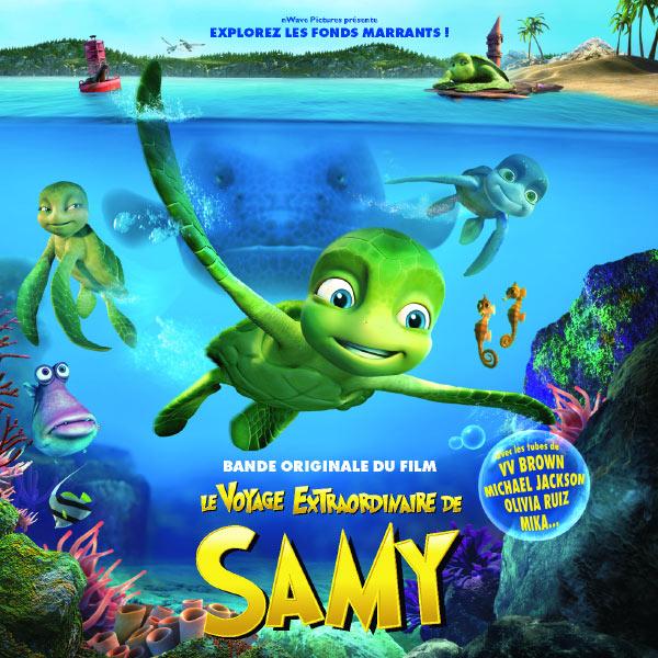 Various Artists - Le Voyage Extraordinaire De Samy