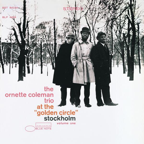 "Ornette Coleman - At The ""Golden Circle"" Stockholm Volume One"