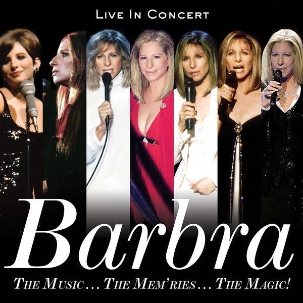Barbra Streisand - The Music...The Mem'ries...The Magic! (Deluxe)