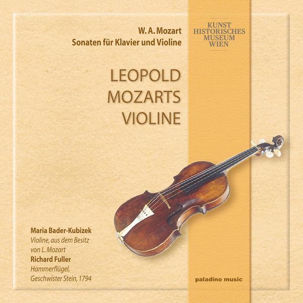 Richard Fuller - Leopold Mozarts Violine