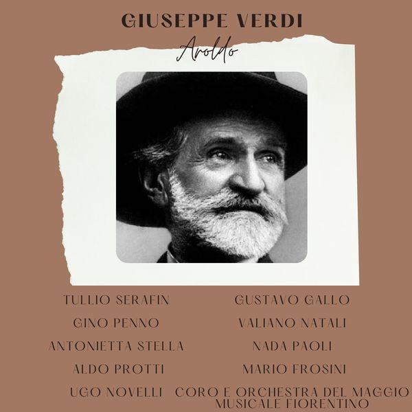 Tullio Serafin - Giuseppe Verdi : Aroldo