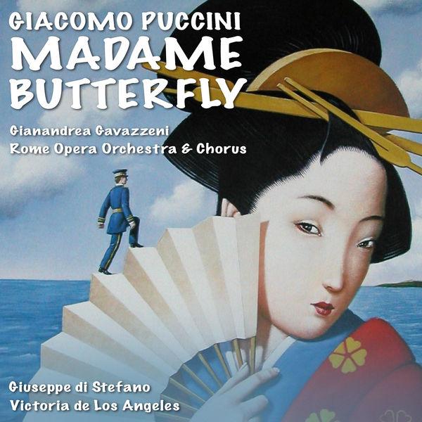 Giacomo Puccini - Giacomo Puccini: Madama Butterfly (1954)