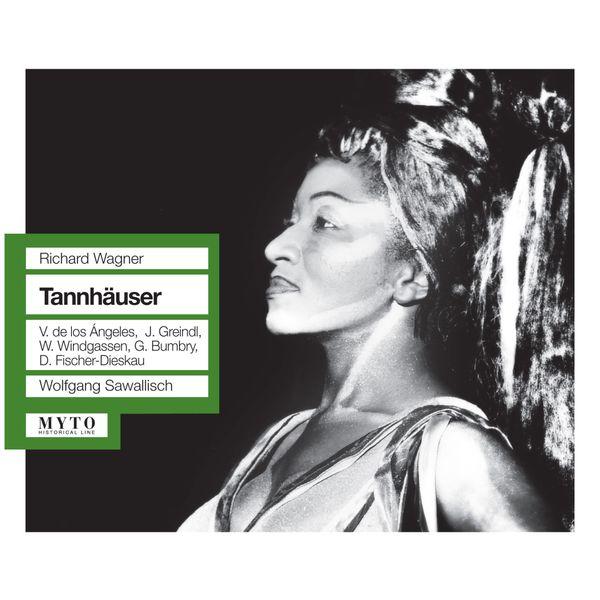 Wolfgang Sawallisch - Tannhäuser (Bayreuth 1961)