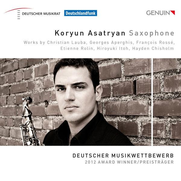 Koryun Asatryan - Koryun Asatryan: Saxophone