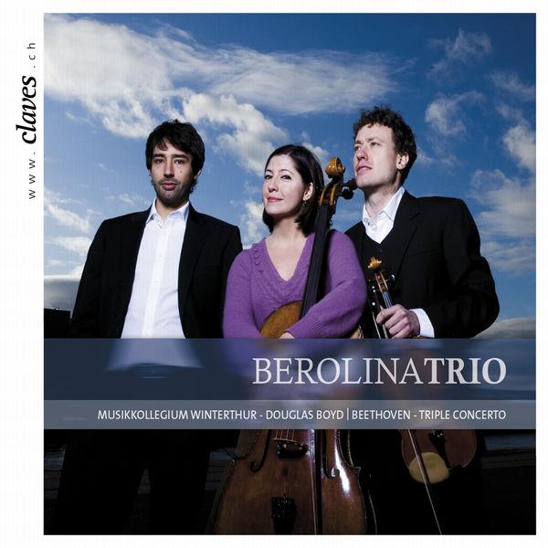 Berolina Trio|Beethoven: Triple Concerto, Op. 56 - The Creatures of Prometheus, Op. 43