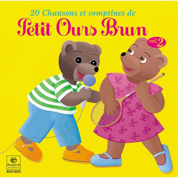 Petit Ours Brun - 20 chansons et comptines de Petit Ours Brun Vol.2