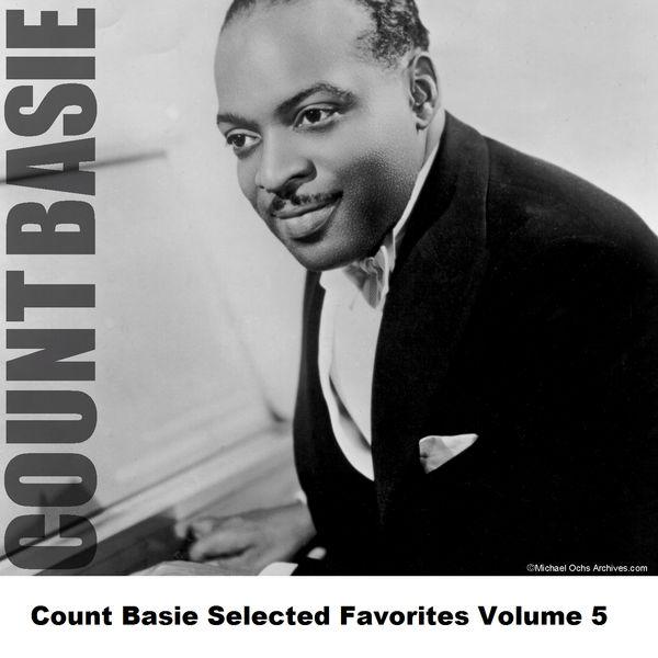 Count Basie - Count Basie Selected Favorites, Vol. 5