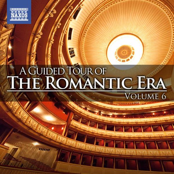 Kodaly Quartet - A Guided Tour of the Romantic Era, Vol. 6