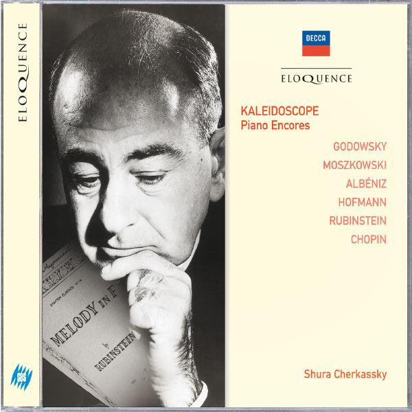 Shura Cherkassky - Kaleidoscope: Piano Encores