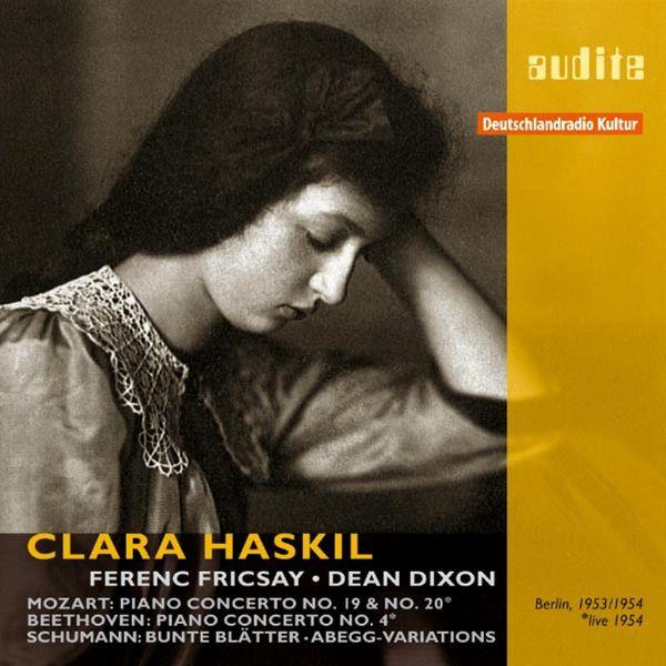Clara Haskil - Haskil, Clara: Mozart, Schumann & Beethoven (1953-1954)