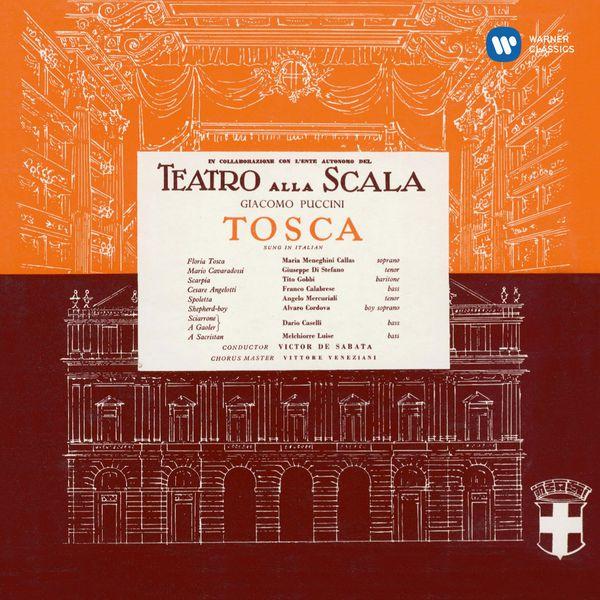 Maria Callas - Giacomo Puccini : Tosca (1953) - Callas Remastered