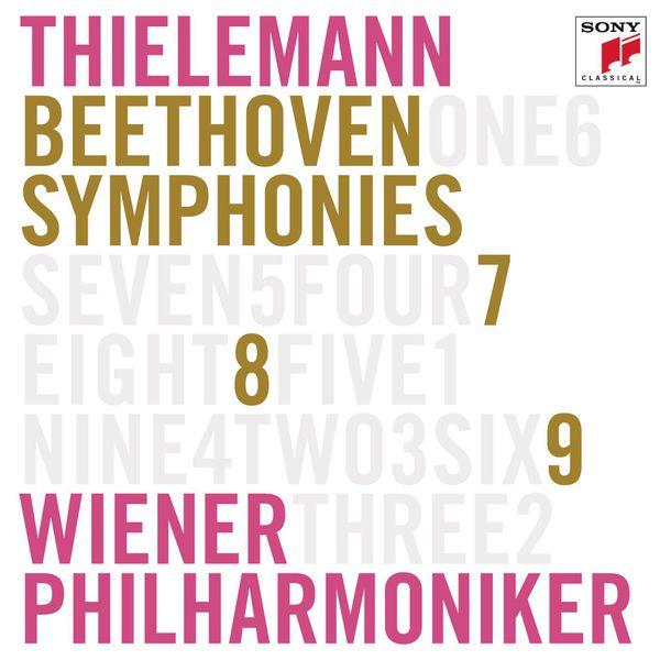 "Christian Thielemann - Beethoven: Symphonies Nos. 7, 8 & 9 ""Choral"""