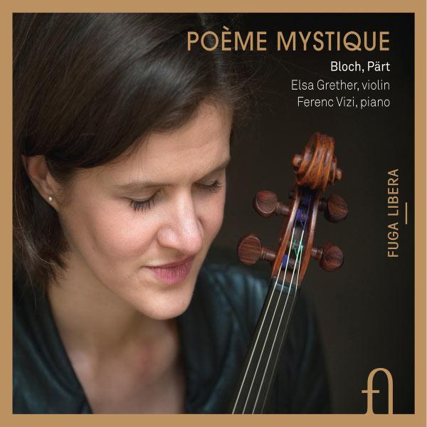 """Ferenc Vizi - Ernest Bloch : Sonates n°1 & n°2 """"Poème mystique"""" - Nigun - Arvo Pärt : Fratres"""