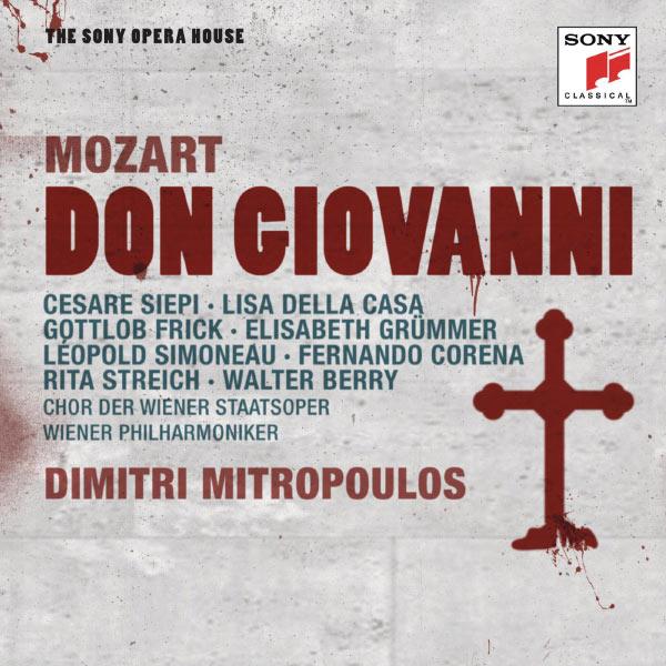 Dimitri Mitropoulos - Mozart: Don Giovanni