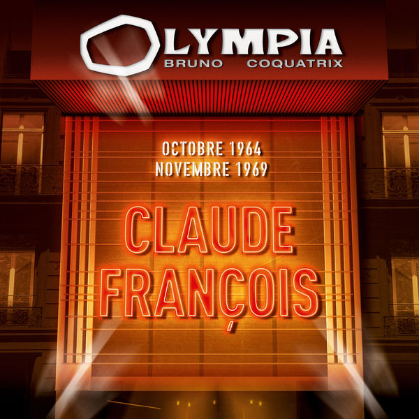 Claude François - Olympia 1964 & 1969