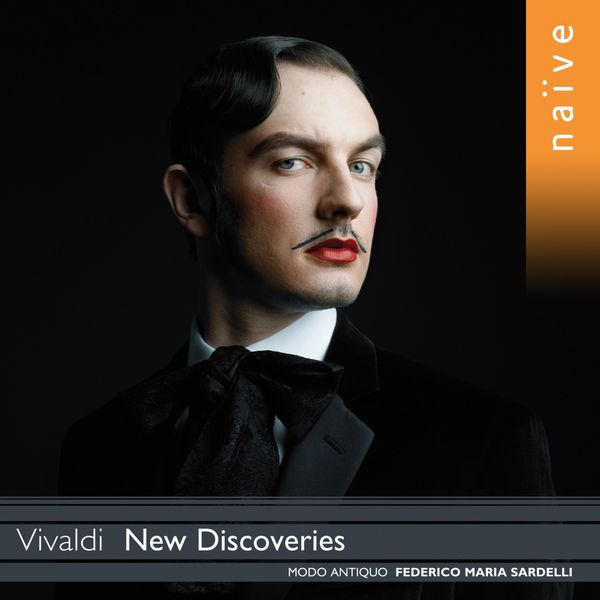 Federico Maria Sardelli - New Discoveries