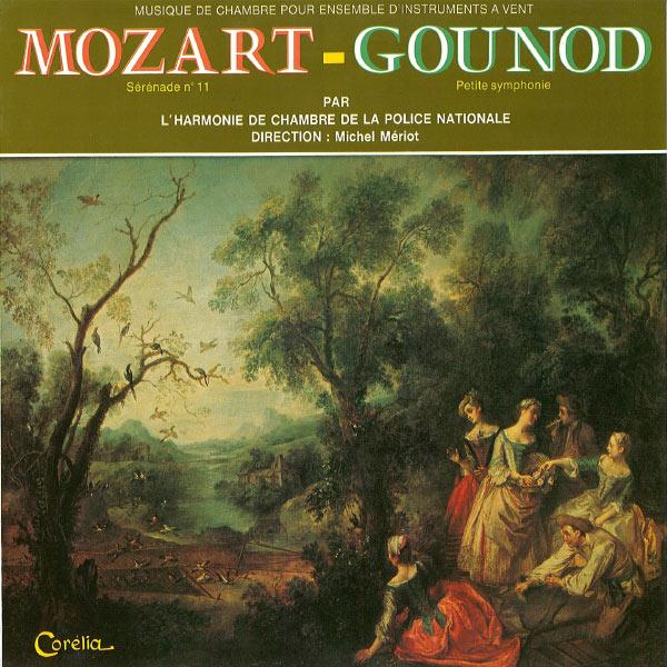 Mozart gounod harmonie de chambre de la police - Chambre nationale des commissaires priseurs ...