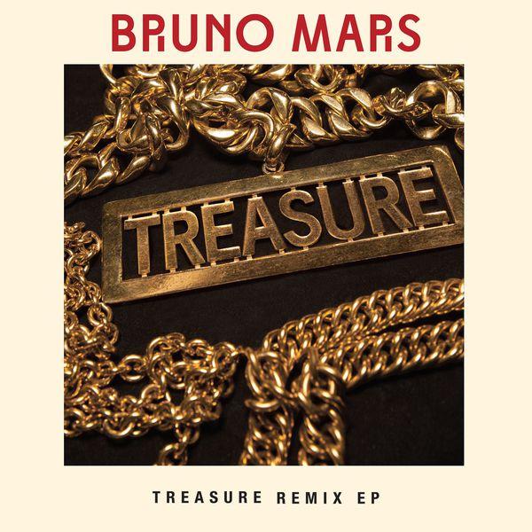 Bruno Mars - Treasure Remix EP