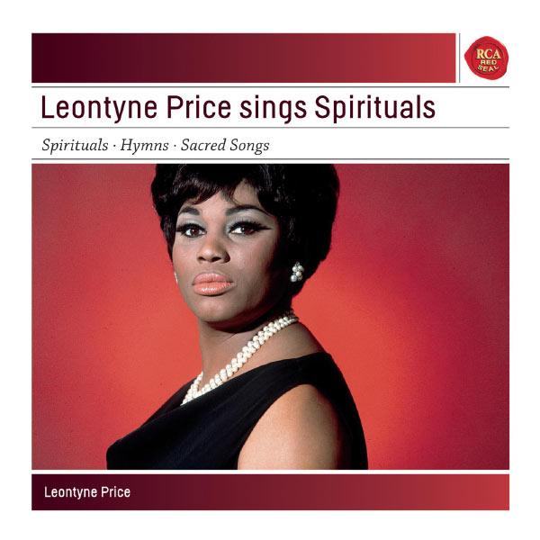 Leontyne Price|Leontyne Price sings Spirituals