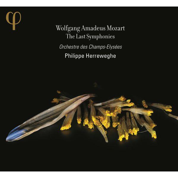 Philippe Herreweghe - Wolfgang Amadeus Mozart : Les dernières symphonies (The Last Symphonies)