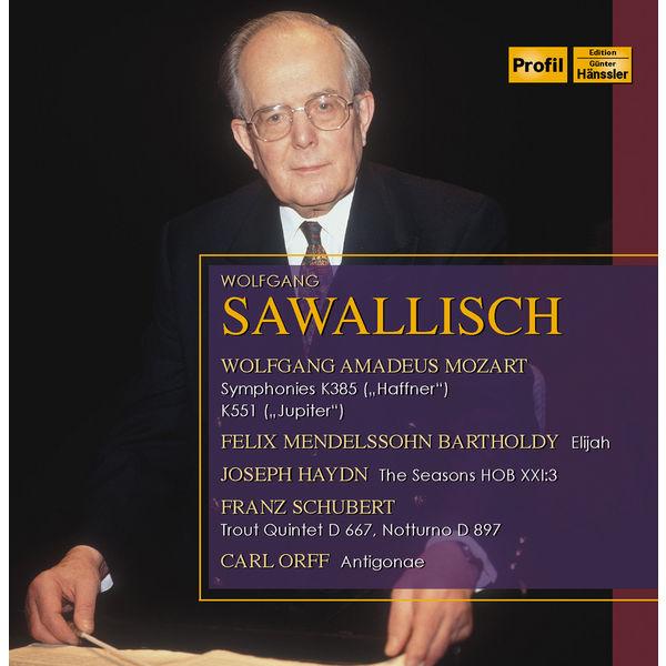 Wolfgang Sawallisch - Wolfgang Sawallisch