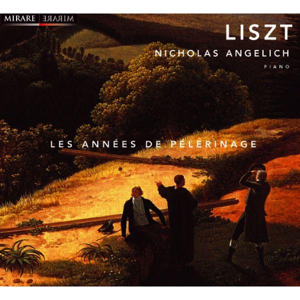 Nicholas Angelich - Liszt: Années de Pèlerinage