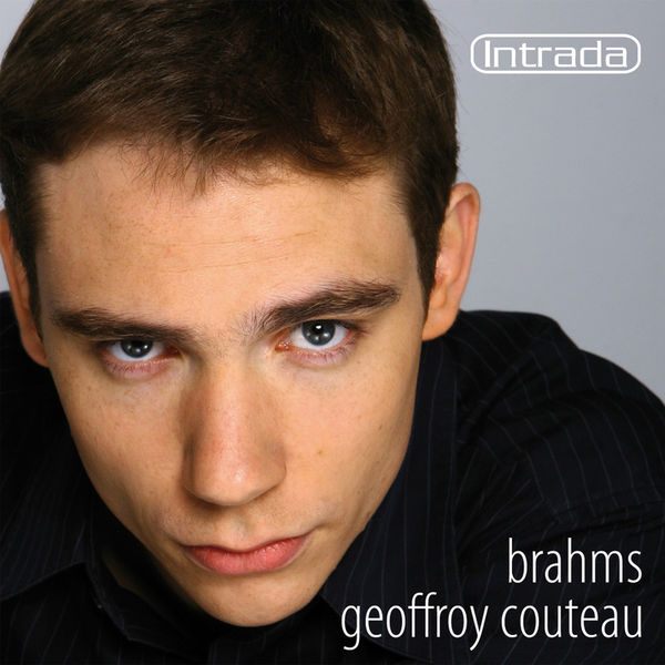 Geoffroy Couteau - Brahms: Oeuvres pour piano