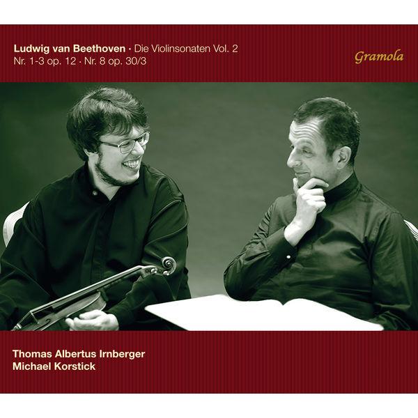 Thomas Albertus Irnberger - Beethoven: The Violin Sonatas, Vol. 2