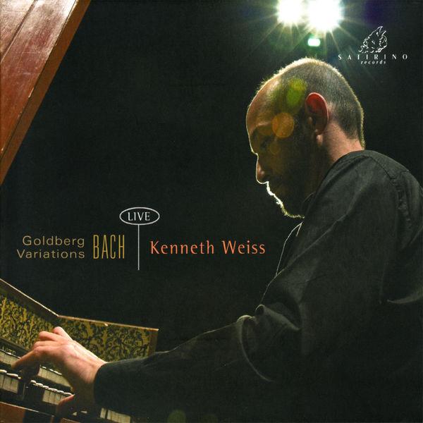 Kenneth Weiss - Bach: Goldberg Variations