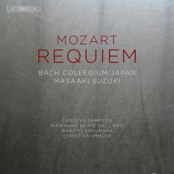 Masaaki Suzuki - Mozart: Requiem in D Minor, K. 626