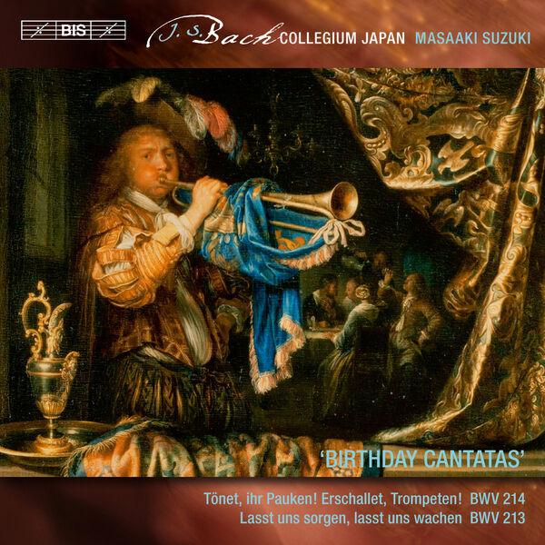 Masaaki Suzuki - J.S. Bach: Birthday Cantatas