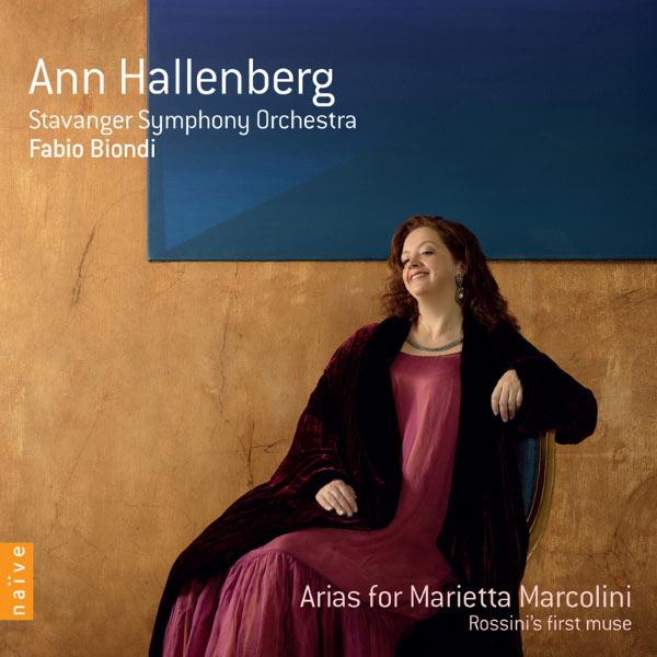 Ann Hallenberg - Arias for Marietta Marcolini