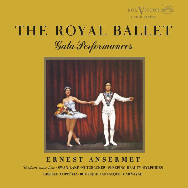 Royal Opera House Orchestra - The Royal Ballet; Gala Performances