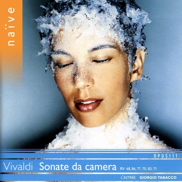 Giorgio Tabacco - Vivaldi: Sonate da camera (RV 68, 86, 77, 70 83, 71)