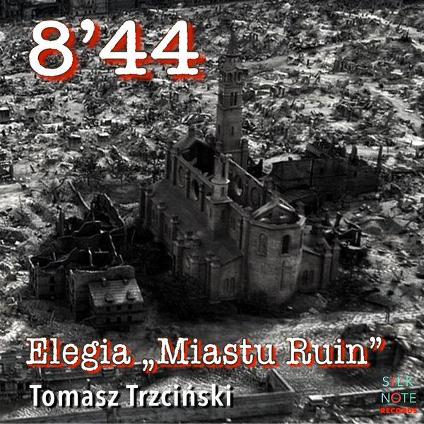 Tomasz Trzcinski - 8'44, Elegia, Miastu Ruin