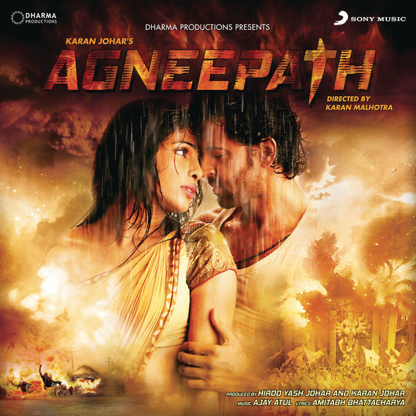 agneepath original motion picture soundtrack ajayatul