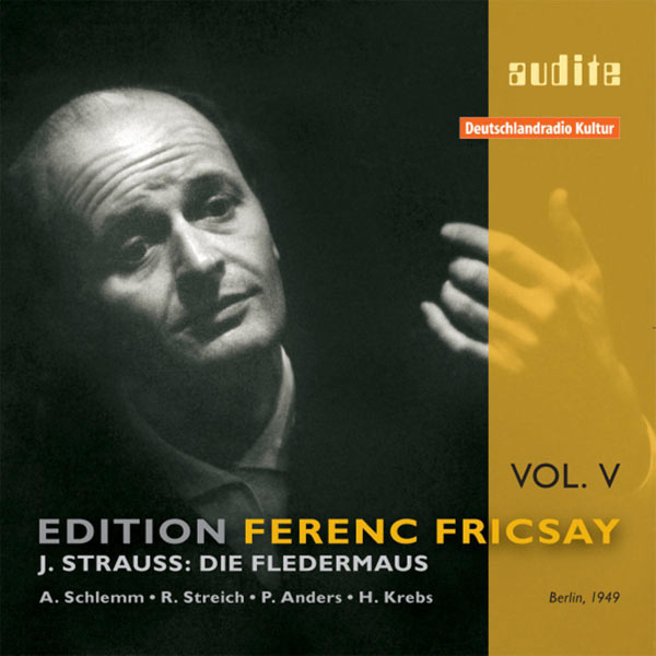 Ferenc Fricsay - Edition Ferenc Fricsay, Vol. 5 (1949)