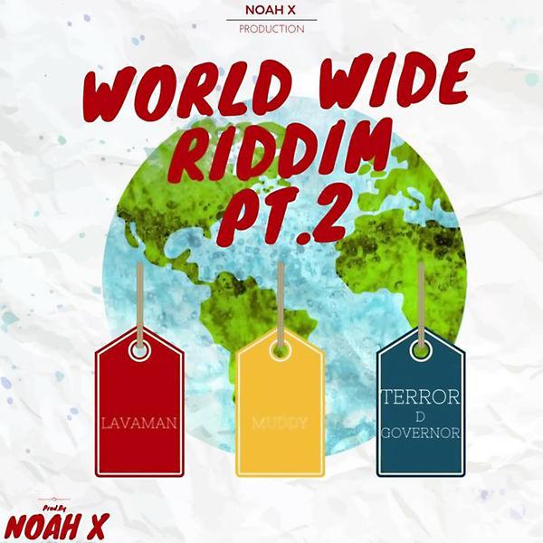 Various Artists - Worldwide Riddim, Pt. 2