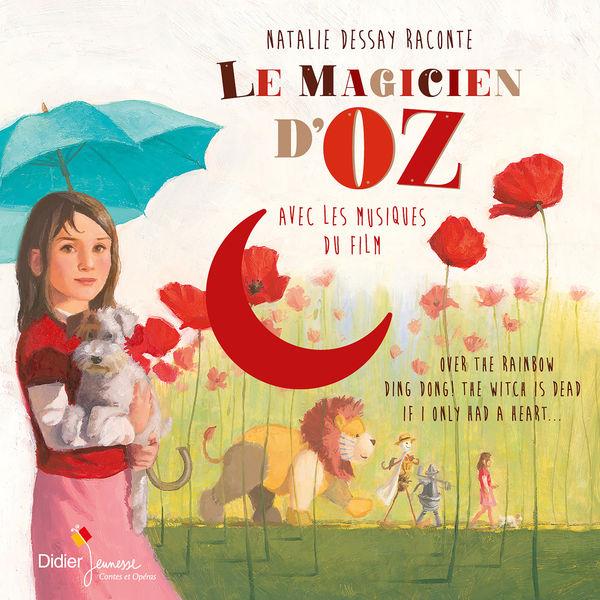 Album Le Magicien D Oz Avec Les Musiques Du Film Natalie