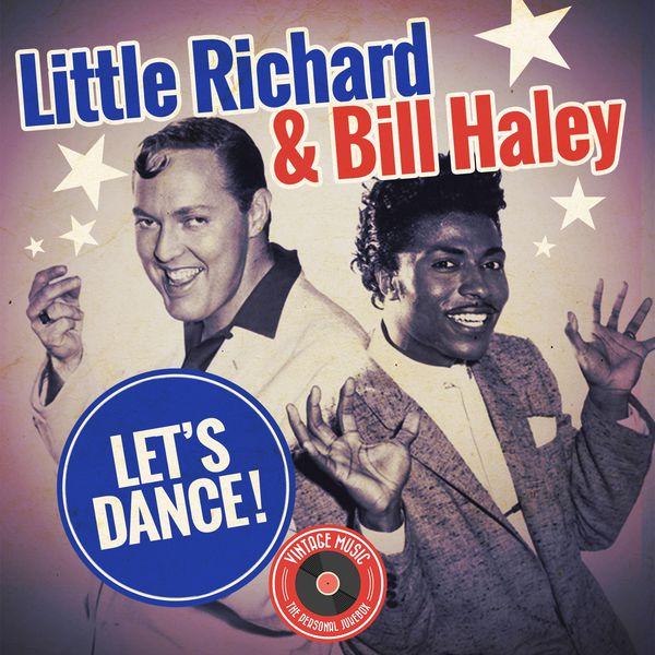 Little Richard|Bill Haley & Little Richard - Let's Dance (By Vintage Music)