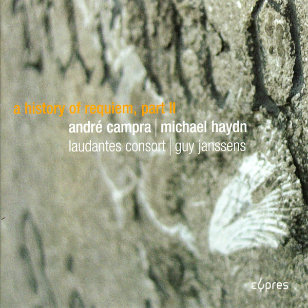 Stephan Van Dyck - Campra & Haydn: Requiem (A History of the Requiem, Part II)