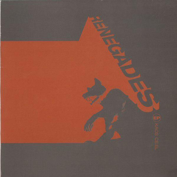 Kaos - The Renegades EP