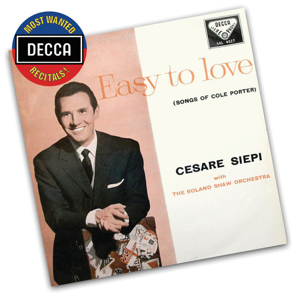 Cesare Siepi - Easy To Love - Songs Of Cole Porter