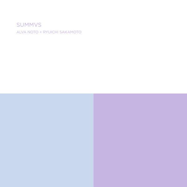 Alva Noto + Ryuichi Sakamoto - Summvs