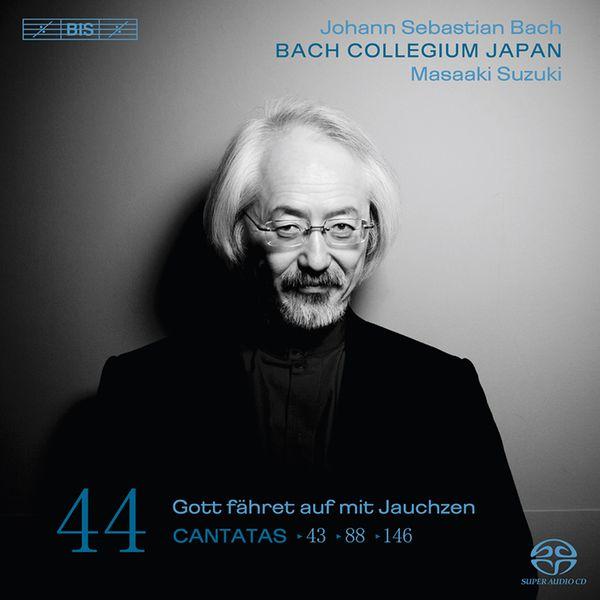 Masaaki Suzuki - BACH, J.S.: Cantatas, Vol. 44 (Suzuki) - BWV 43, 88, 146