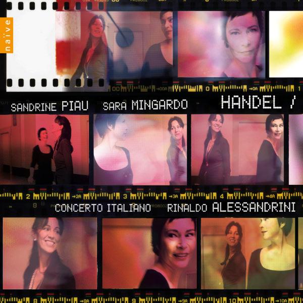 Sandrine Piau - Georg Friedrich Händel : Airs & duos