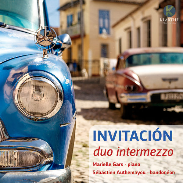 Duo Intermezzo - Invitación